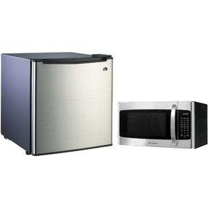 better space saving bundle micro/fridge