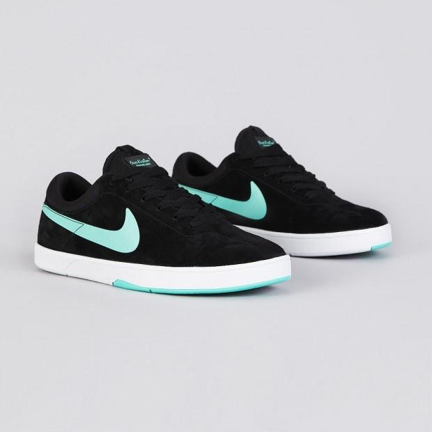 Nike SB Koston 1 Black/Crystal Mint - NiceKicks.com | Chaussure ...