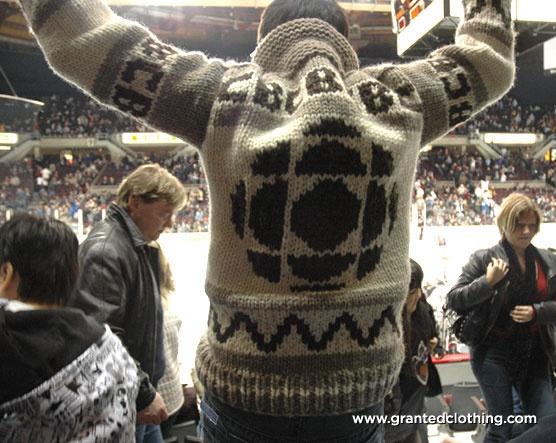 CBC sweater!