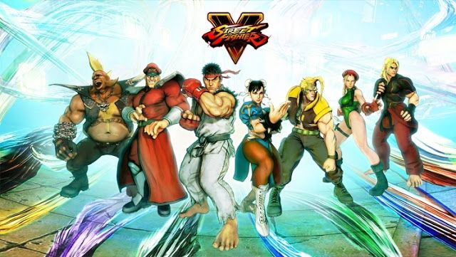 Street Fighter V PC Game - Free Download | SKIDROW GAMING ARENA