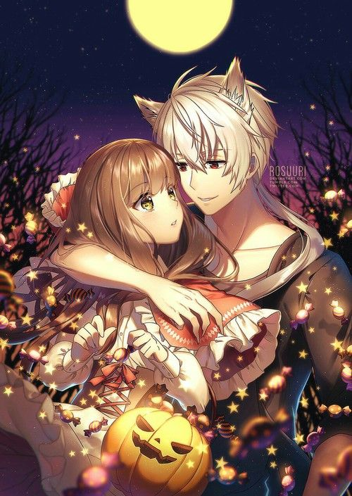 Mystic Messenger- Zen (Ryu Hyun) x Mc #Otome #Game #Anime. Susanghan Messenger. Happy Halloween