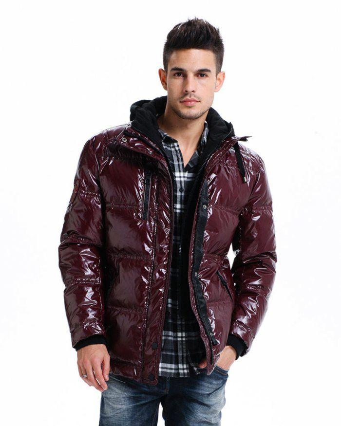Men S Padded Jacket Trends Winter 2019 Jacken Winterjacken Und Mannliche Mode