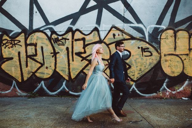 This dreamy anniversary photo shoot. | 25 Wedding Ideas To Fall In Love With In September