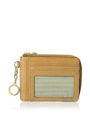 30% OFF Kate Spade Saturday Women's Leather Card & Coin Wallet, Dark/Vachetta