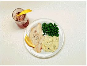 300 calorie meals: Diet Ice, Mashed Potatoes, 1 2 Cups, 400 Calories Meals, 300 Calories Meals, Oz Diet, Meals Idea, Ice Teas, Small Meals