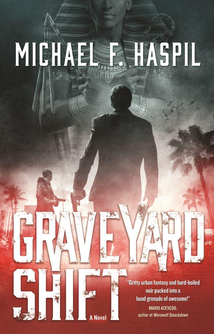 Graveyard Shift By Michael F