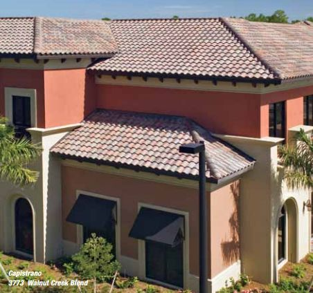 Best 17 Best Images About Capistrano Concrete Roof Tiles On 400 x 300