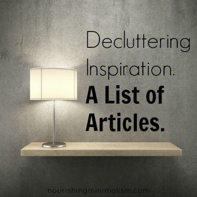 129 best minimalist images on pinterest declutter for Declutter minimalist life