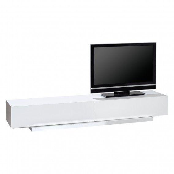 TV-Lowboard Volta I - Weiß | Home24