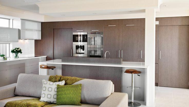 #kitchen #modern, caesar stone snow