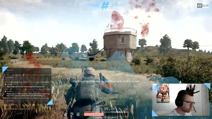 Nice quick kill while rushing the circle in #battlegrounds!  https://youtu.be/z-qqURHKiTg #gamer #gaming #gameplay #pubg #battlegrounds #twitch #streamer