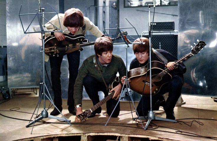 Music Boys - The Beatles - Help, 1965.