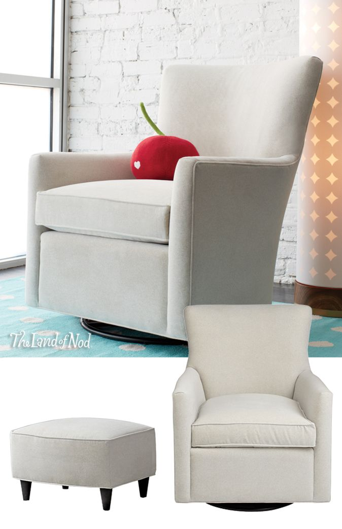 Our Expertly Crafted Upholstered Rocking Chairs Feel At Home In Any  Nursery, Living Room Or