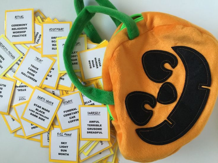 What 5 Teach Me: Halloween Taboo!
