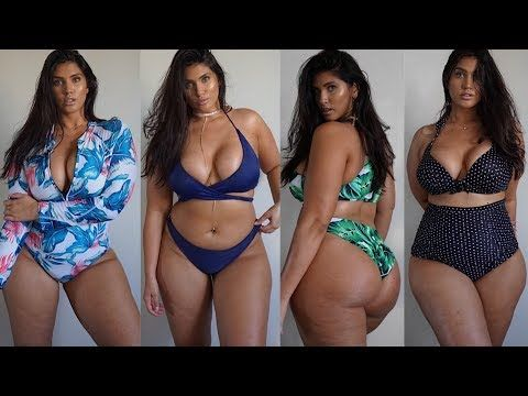 6ab7c00359304 2017 PLUS SIZE SWIMWEAR TRY ON HAUL