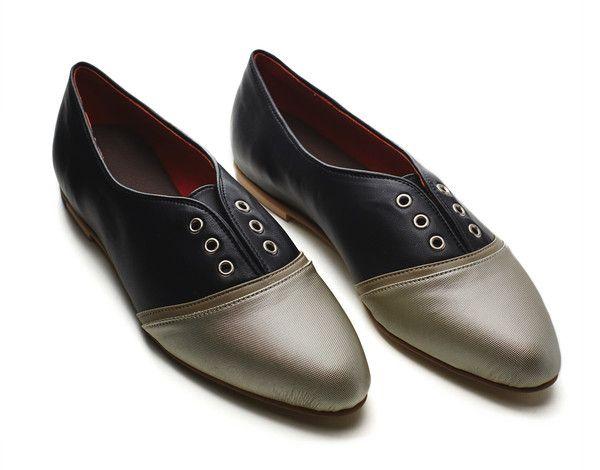 Sallys - Black & Silver - NICORA