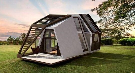 Идеальный вариант для дачного участка или путешественников: мобильный дом, который доставляют в готовом виде  http://faqindecor.com/ru/news/mobilnyj-dom-kotoryj-ne-nuzhno-stroit/