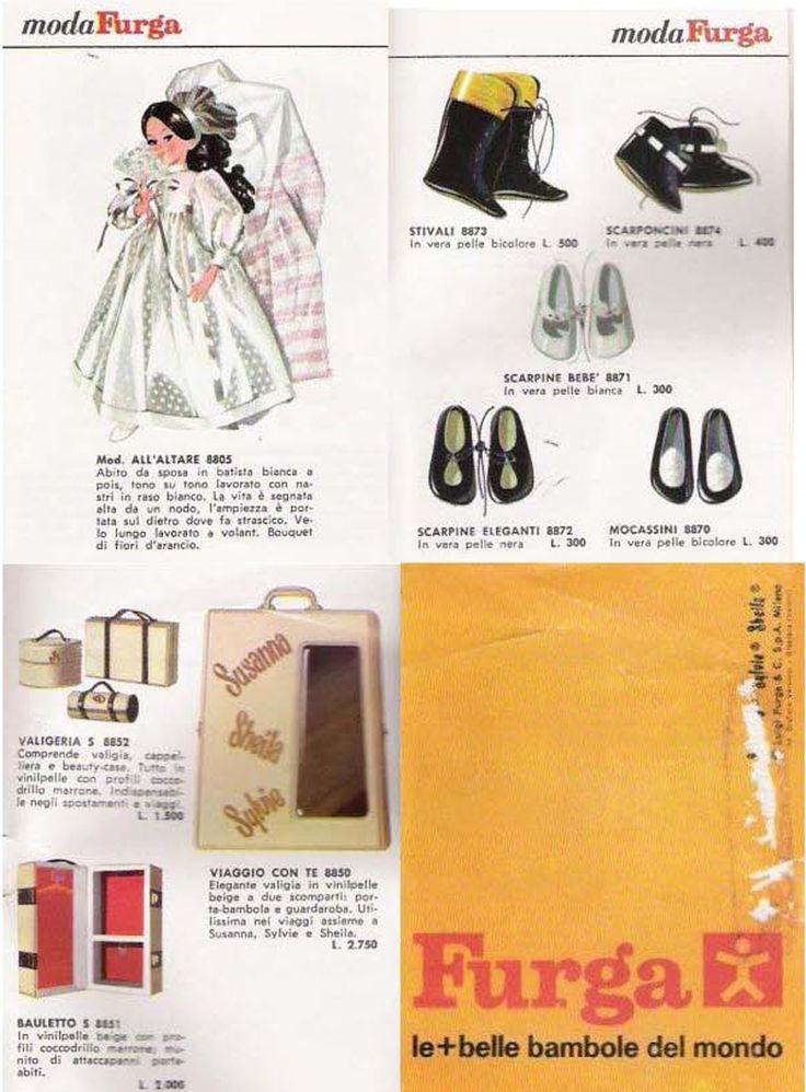 BAMBOLE FURGA TRE ESSE: CATALOGO 1966 pag 13 di 13