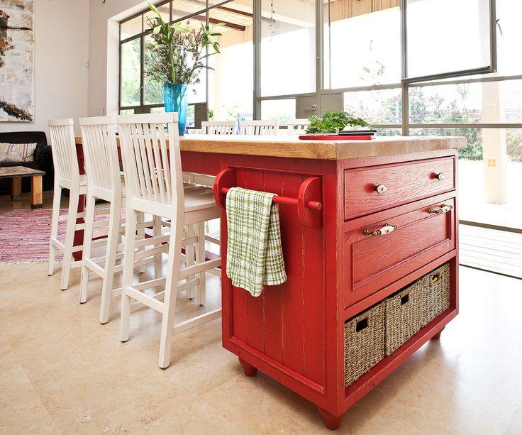 אי למטבח: המדריך השלם לעיצוב אי במטבח | בניין ודיור