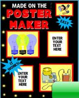 The Best 10 Tools to Create Posters for your Classroom ~ Educational Technology and Mobile Learning
