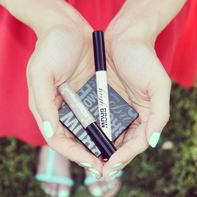 Can your brows be a handful? Well not any more with this trio!