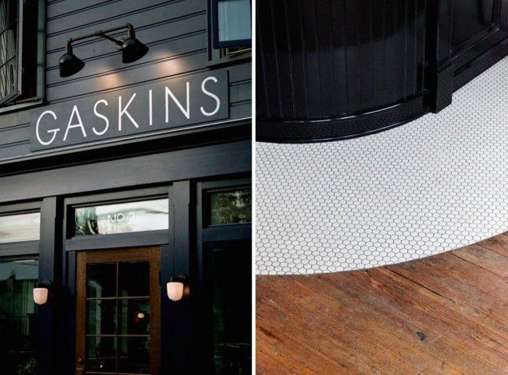 Gaskins Restaurant in Germantown | Remodelista