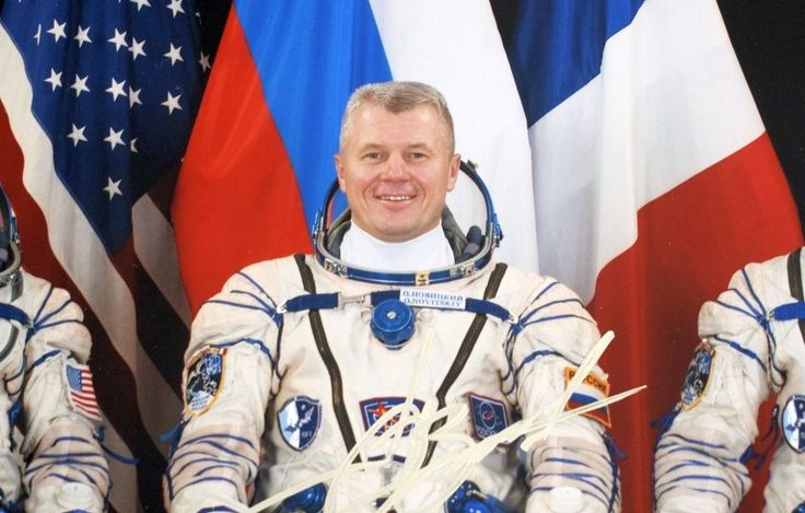 'Greece Offers Great Experiences,' says Russian Cosmonaut Novitskiy.