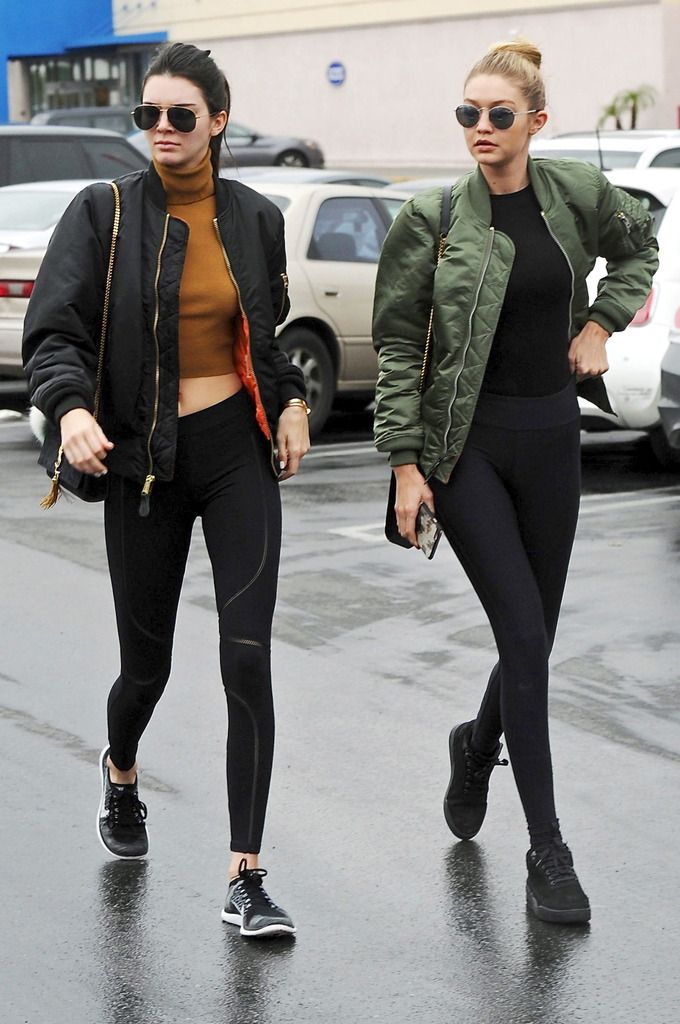Leggings all day every day because its ~*athleisure*~