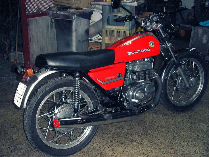 BULTACO METRALLA GT 1977 – Motos Clásicas Javier Gabeiras