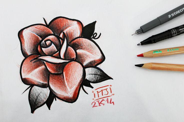 #rosa #rose #cartoon #sketch #sketchcartoon #flash #drawing #illustrationi #disegni #arte #flashtattoo #illustrationitattuaggi #tattoo #tatuaggi #mrjacktattoo
