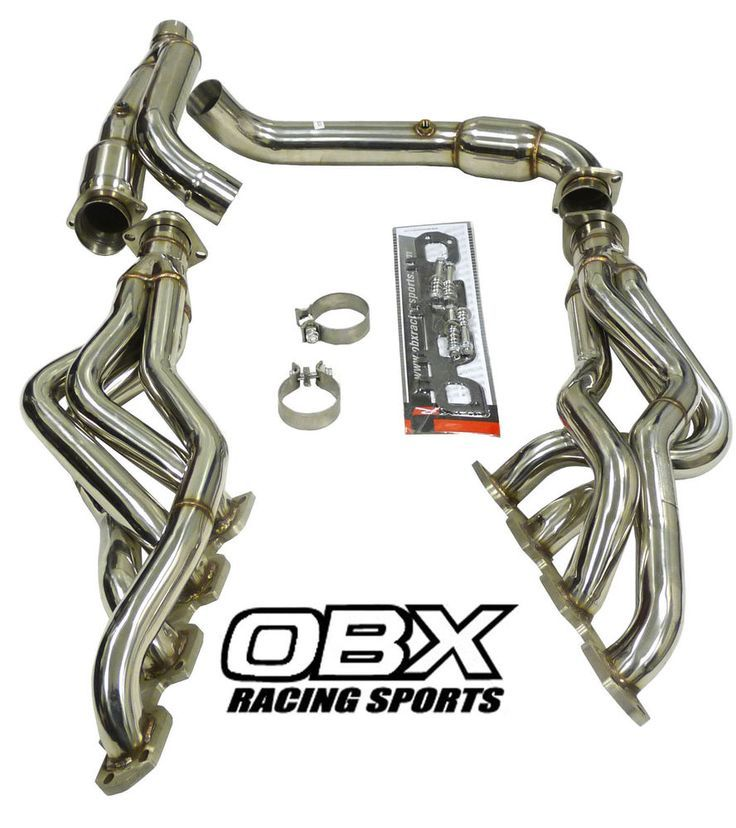 Cool Ram car 2017 - OBX Exhaust Header Manifold For 09 10 12 13 14 Dodge Ram 1500 Hemi Pickup A&... Check more at http://24car.ga/my-desires/ram-car-2017-obx-exhaust-header-manifold-for-09-10-12-13-14-dodge-ram-1500-hemi-pickup-a/