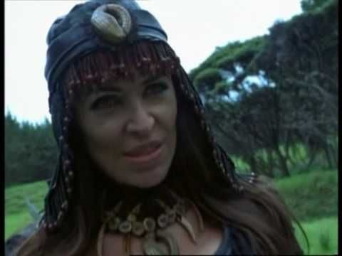 Claire Stansfield as Alti on Xena: Warrior Princess