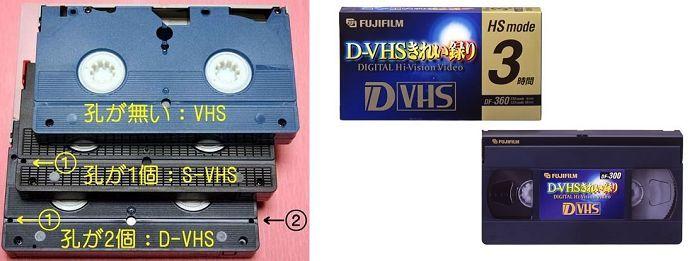 D-VHS - Elektronika,tech,retro-hírportál