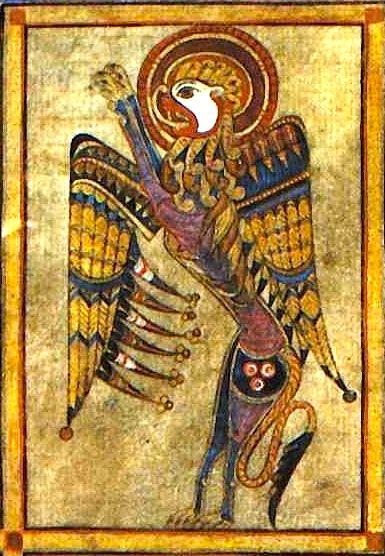 Book of Kells Celtic Artwork