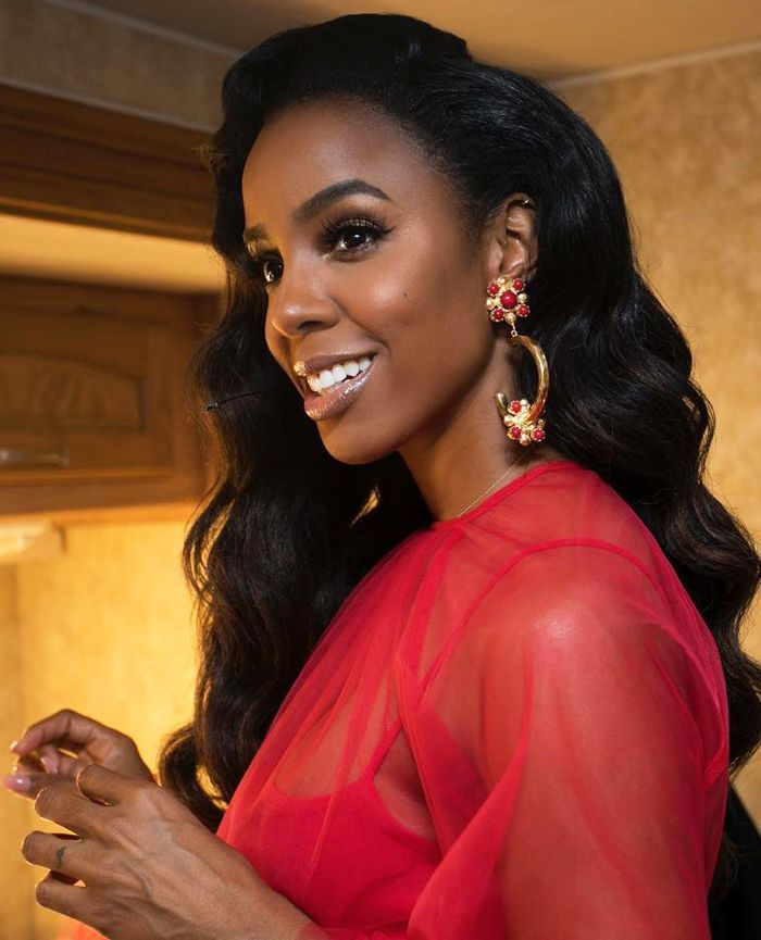 Kelly Rowland Gets Real About Beauty for Women of Color