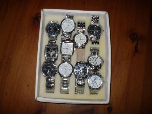 Bulk Watches Sold продано