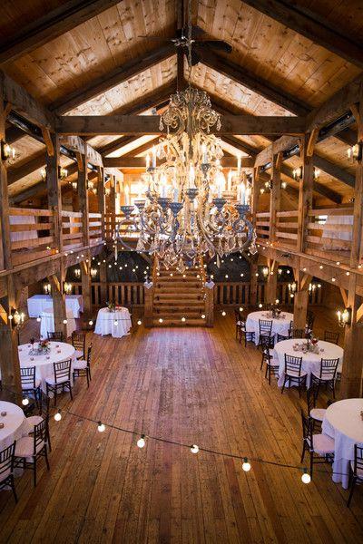 Rustic Massachusetts Barn Wedding
