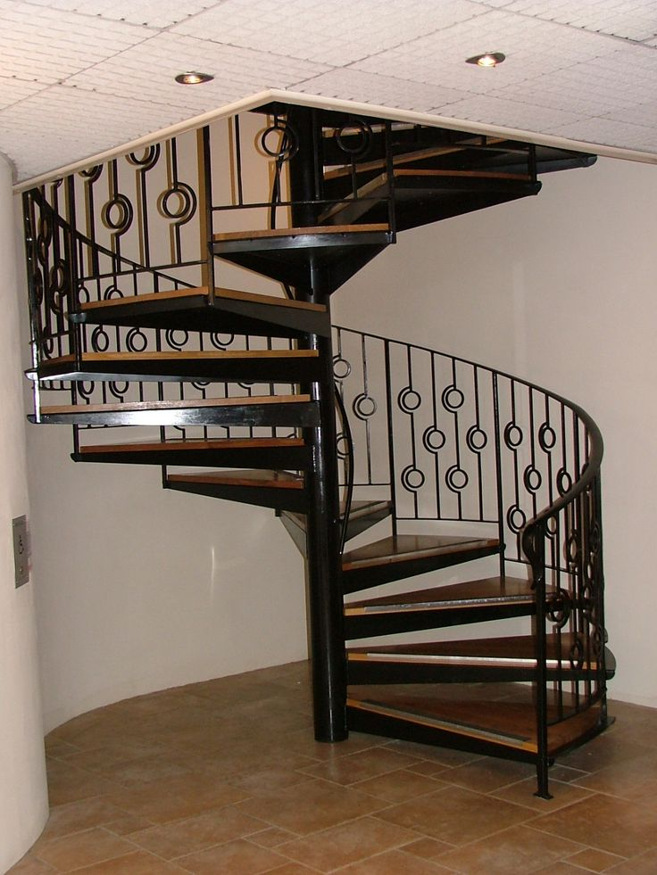 Best Staircase Spiral Stairs Check Out Rustic Railing At Http 640 x 480