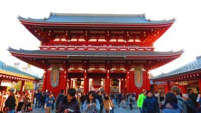 Tokyo temple de senso ji 36