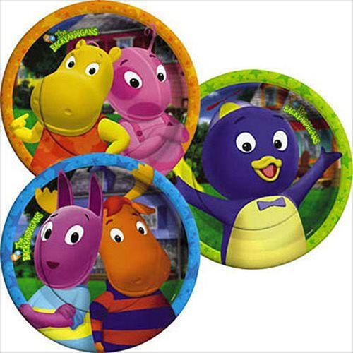 The 45 best images about backyardigans birthday party for Backyardigans party decoration