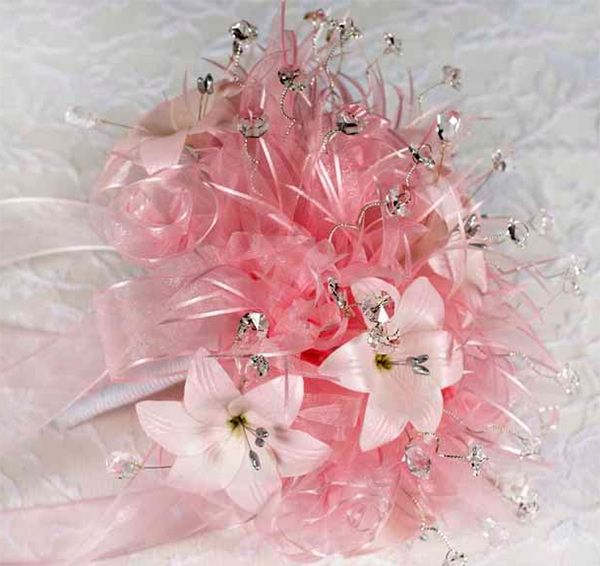 96 best Quinceanera Flowers/Ramos images on Pinterest | Quince ideas ...