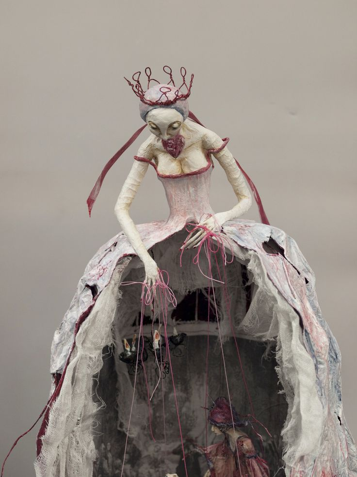 Puppeteer by Jan Kerr