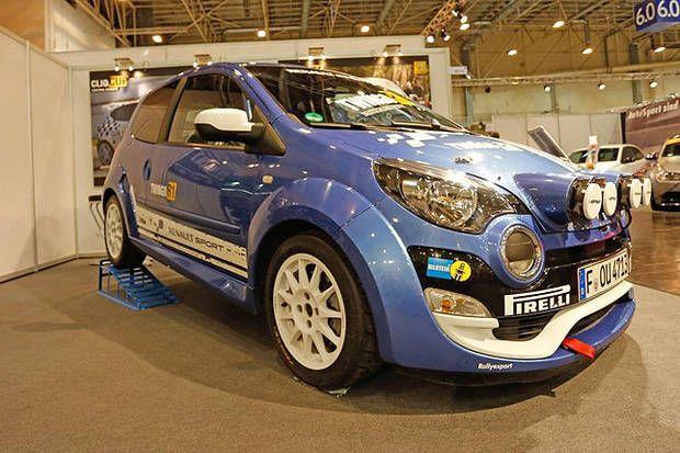 Renault Twingo R1Trofeo Alemania para 2014
