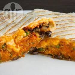 Easy Pumpkin Burrito @ allrecipes.com.au