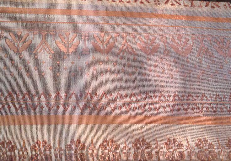 Sardinian Rugs-Tappeti sardi Dolores Ghiani, Isili @ ISRE 2015 Porto Cervo