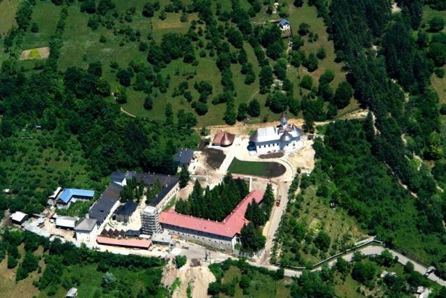 Manastirea Pangarati.