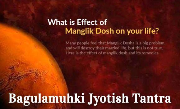 Manglik Remedies Vedic Astrology