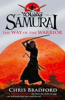 Young Samurai - Chris Bradford - August, 1611. Jack Fletcher is shipwrecked off the coast of Japan – his beloved father and the crew lie slaughtered by ninja pirates. Rescued by the legendary sword master Masamoto Takeshi, Jack's only hope is to become a samurai warrior. And so his training begins . . . But life at the samurai school is a constant fight for survival. Even with his friend Akiko by his side, Jack is singled out by bullies and treated as an outcast.