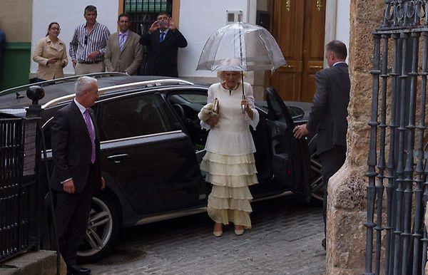 Alejandro Santo Domingo, Charlotte Wellesley, rey Juan Carlos, Duquesa de Cornualles, Eva Herzigova, Andrea Casiraghi