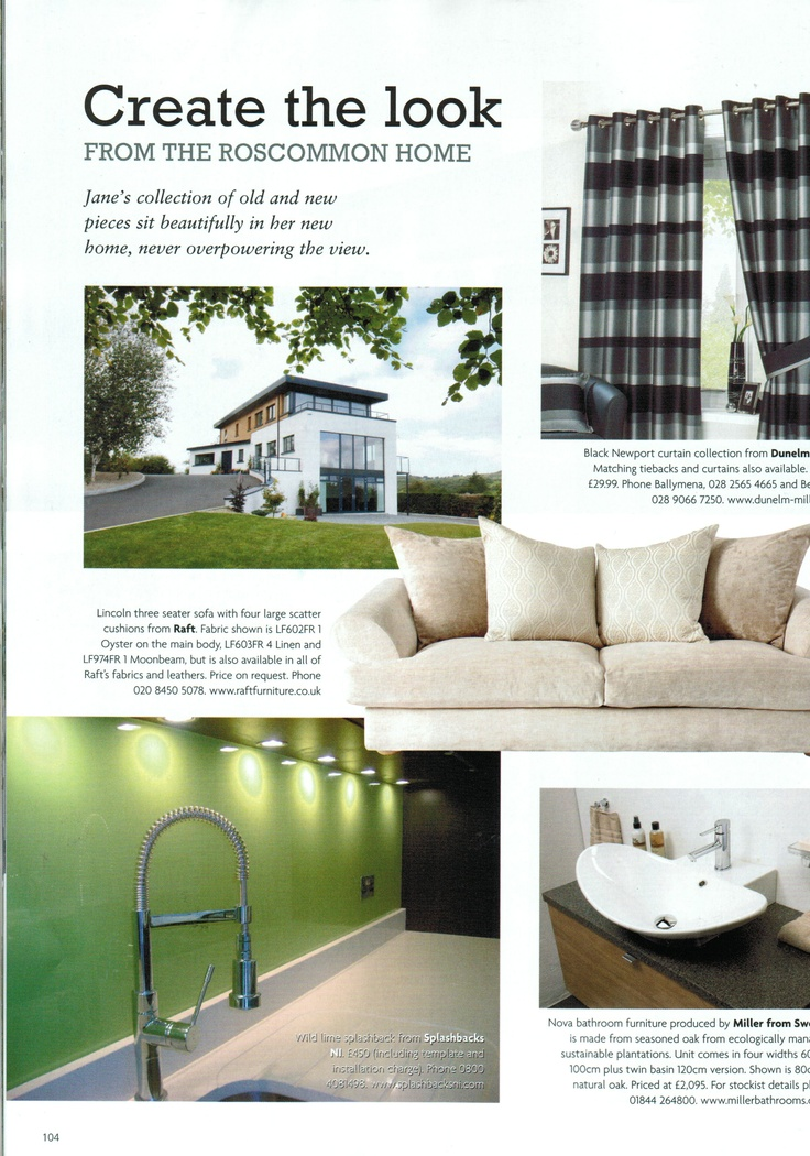 ireland s home and interiors magazine previous issues ireland s